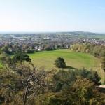 faringdon from folly tower