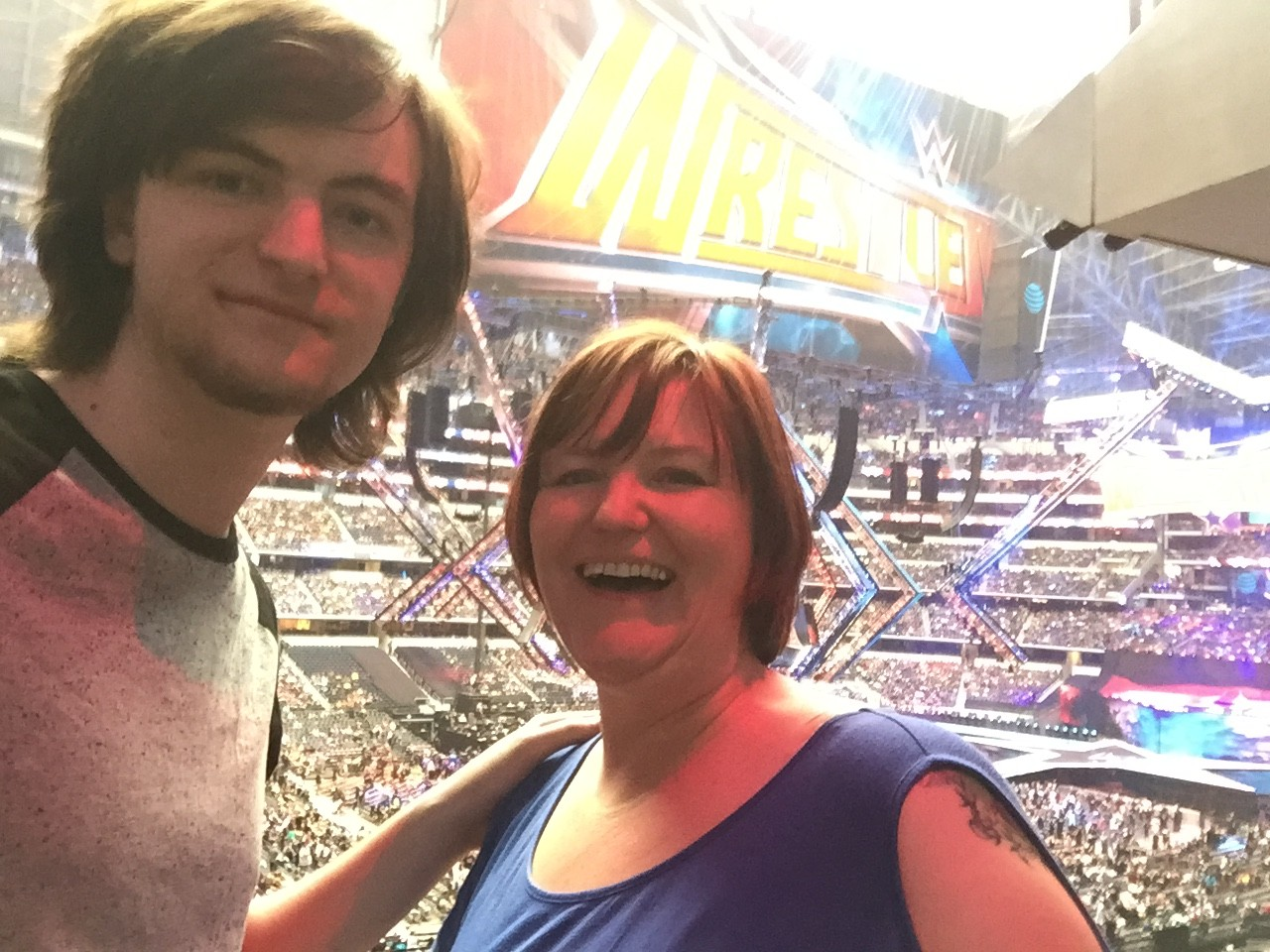 Our Wrestlemania 32 Adventure: Dallas Diaries