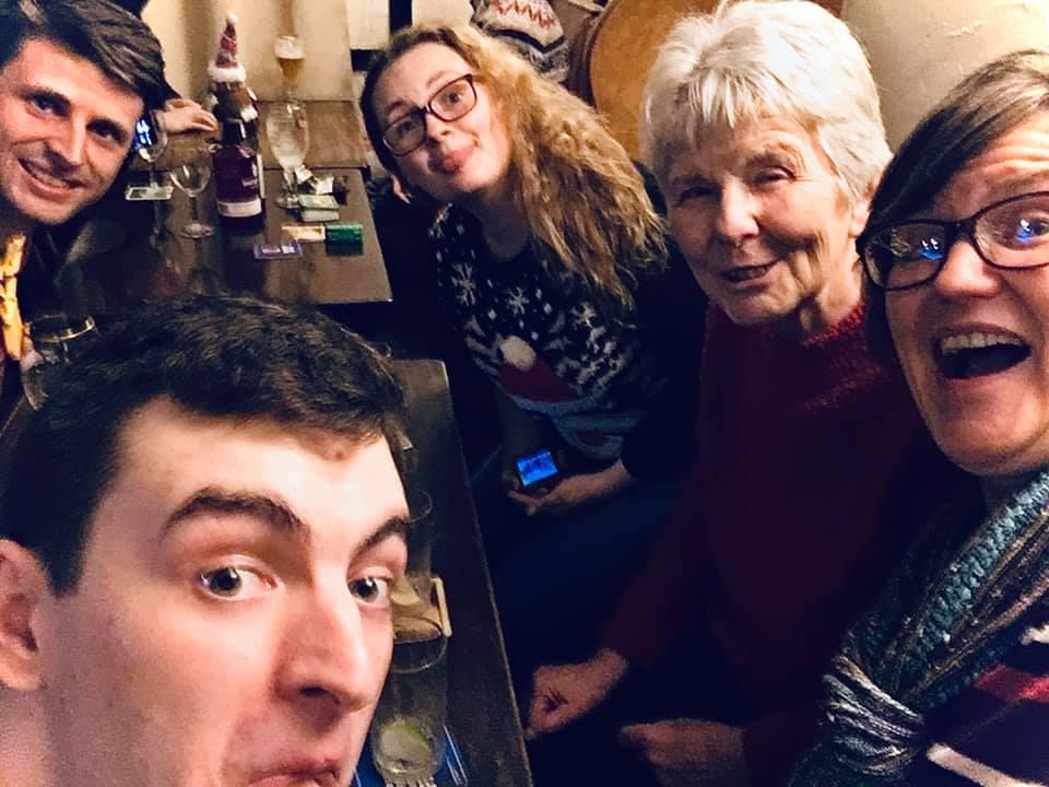 family xmas
